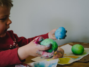 4 Easy Craft Activities for Kids at Home