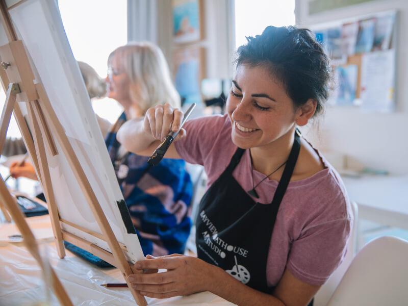 8 Best Paint And Sip Studios In Sydney 2020 Classbento