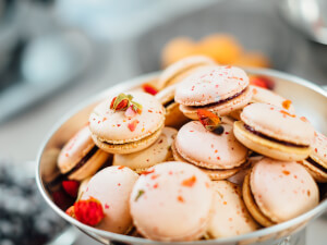 Macaron Making: Types, Shapes and Flavours
