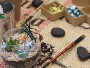 Terrarium Workshop for Sydney Corporate