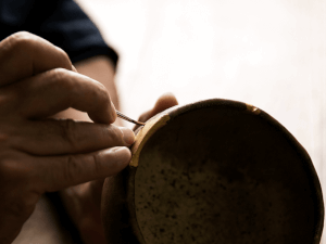 The History of Kintsugi: the Art of Japanese Pottery Repair