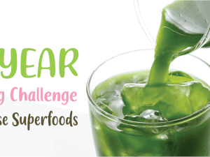 30 Day Challenge with Japanese Superfoods