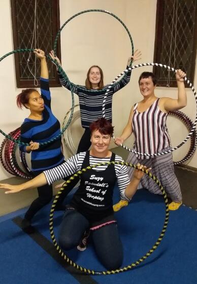 Adults Hula Hoop Class