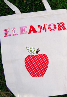 Appliqué Tote Bag Workshop