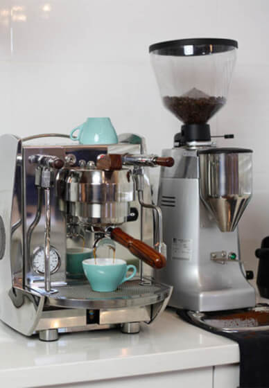 Barista Class for Making Coffee at Home