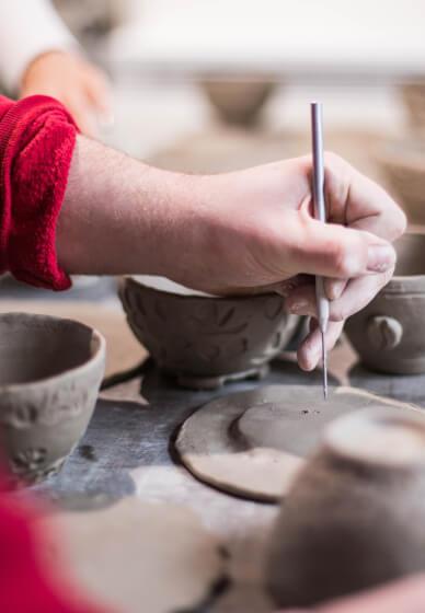 Basic Ceramic Glazing Class