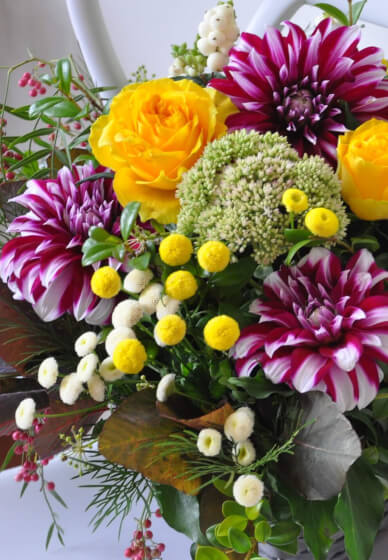 Basket / Bouquet Flower Arranging Workshop