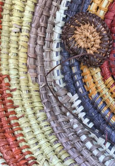 Basket Weaving Circle Class - Sunshine Coast
