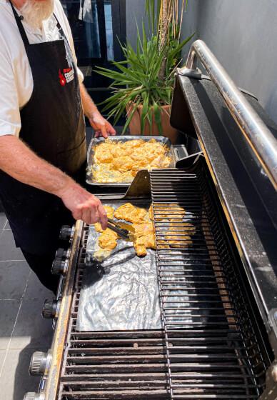 BBQ and Beer Cooking Class (Centennial Park)