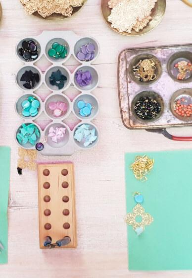 Beaded Jewellery Workshop - for Beginners