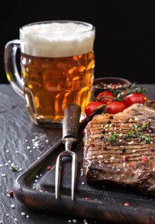 Beer and BBQ Cooking Class