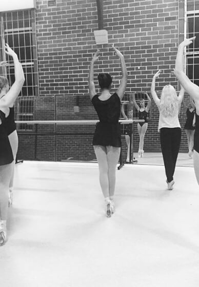 Beginner Ballet, Tap, Lyrical and Contemporary