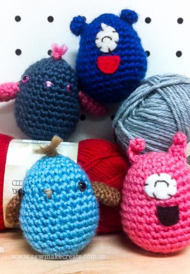 Beginners Amigurumi Crochet Workshop