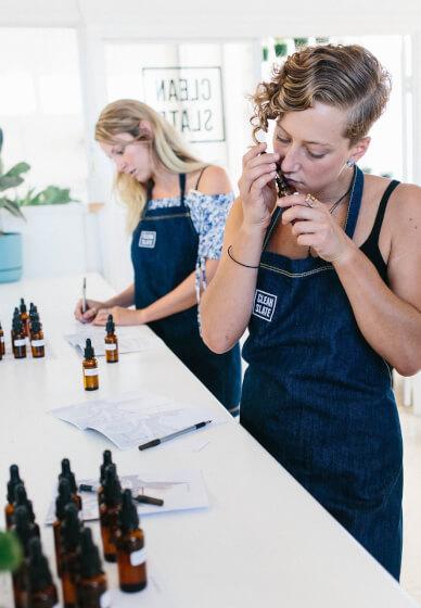Beginners Essential Oils and Fragrance Workshop