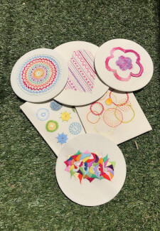 Beginners Hand Embroidery Class