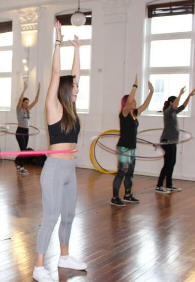 Beginners Hula Hoop Dance Course Caringbah