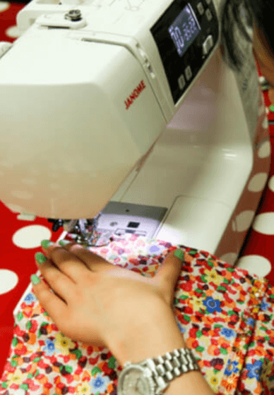 Beginners Introduction to Sewing