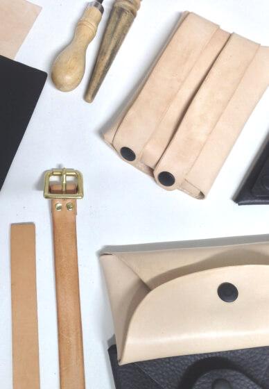 Beginners Leather Craft Workshop