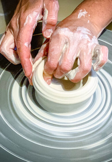 Beginners Pottery Course