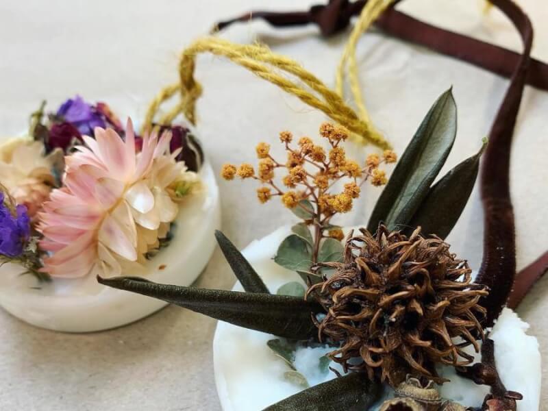 Botanical Wax Tablet Making Workshop