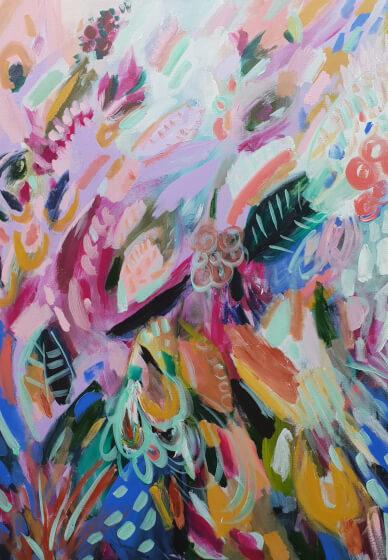Botanical Wonderland - Painting Masterclass