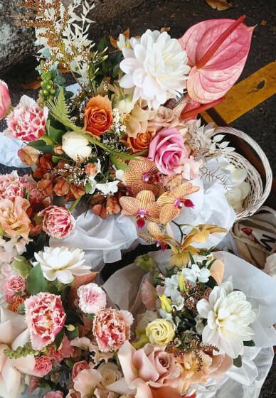 Bridal Party Floristry Short Course