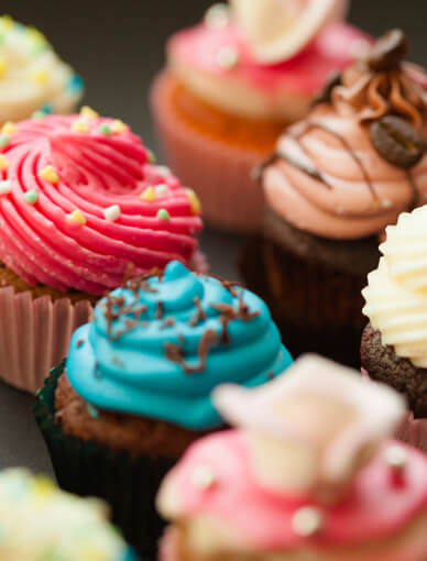 Cake Decorating Class: Cupcakes for Beginners