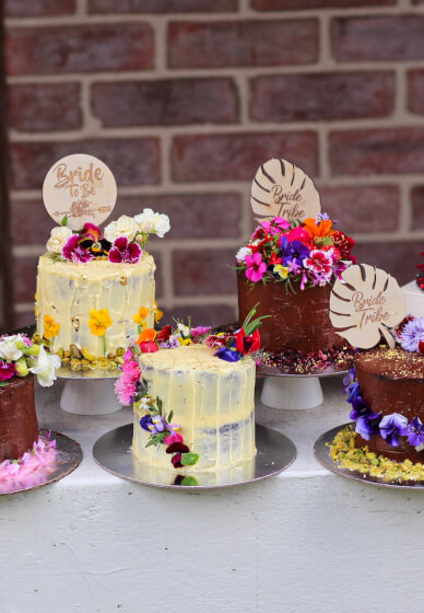 Cake Decorating Workshop in Good Company