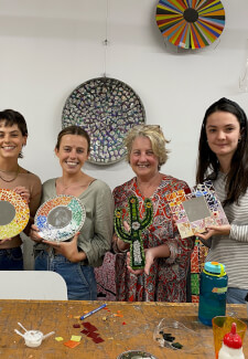 Casual Mosaic Classes