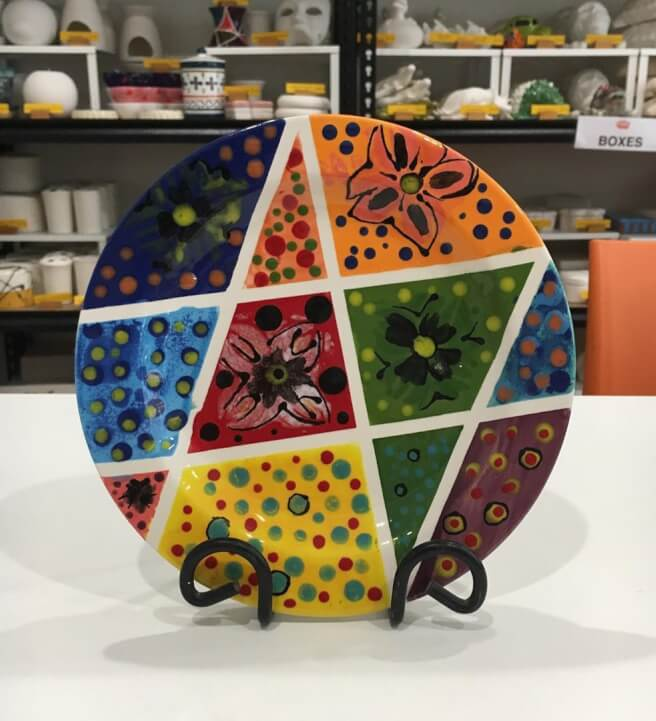 Ceramic Painting Class for Adults Sydney   Events   ClassBento