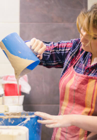 Ceramics Course: Mould Making and Slip Casting