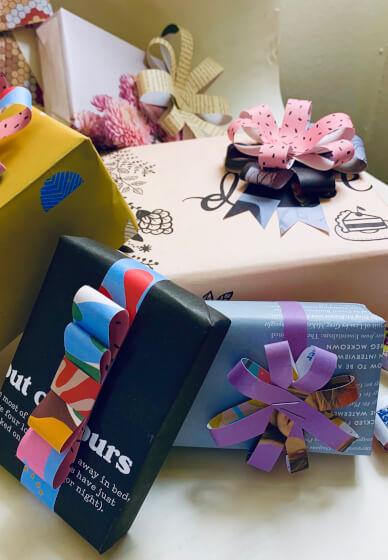 Christmas Paper Craft Workshop