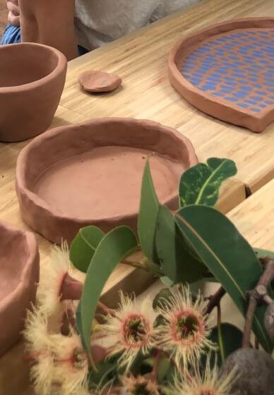 Clay Hand Building Workshop