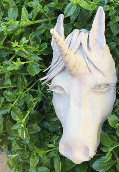 Clay Sculpture Class: Unicorns and Dragons
