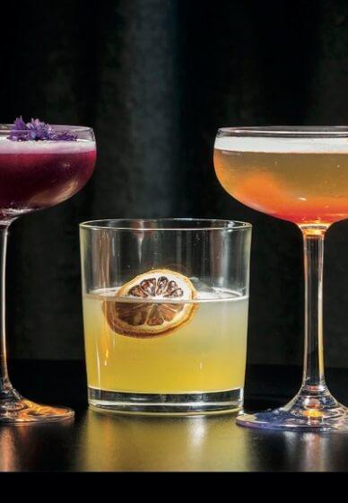 Cocktail Making at MDC, King Street Wharf