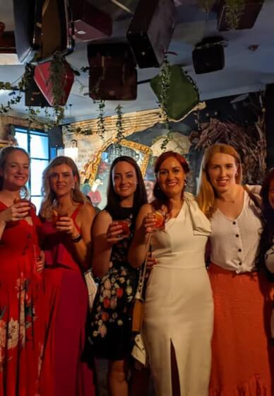 Cocktail Masterclass and Bar Tour for Hens Parties