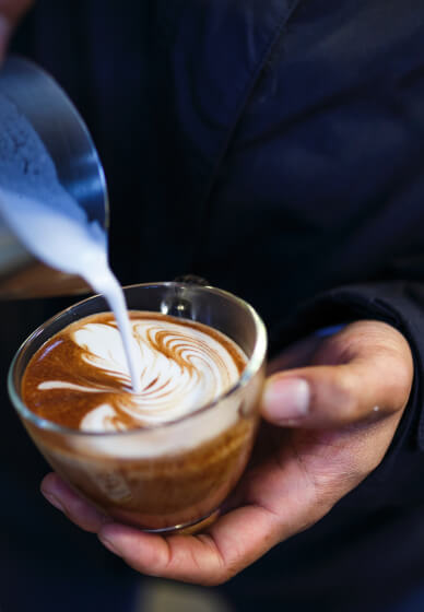 Coffee Art Class