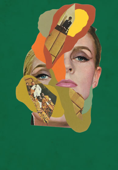 Collage Class: an Afternoon of Cut and Paste (Adv)