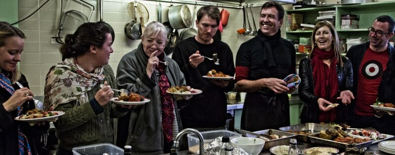 Cooking Class in the Blue Mountains