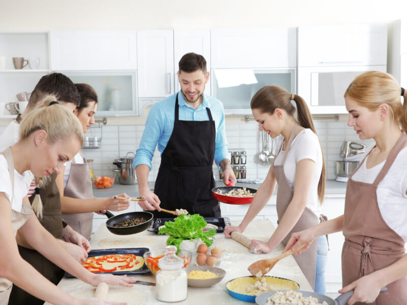 Corporate BBQ Cooking Class