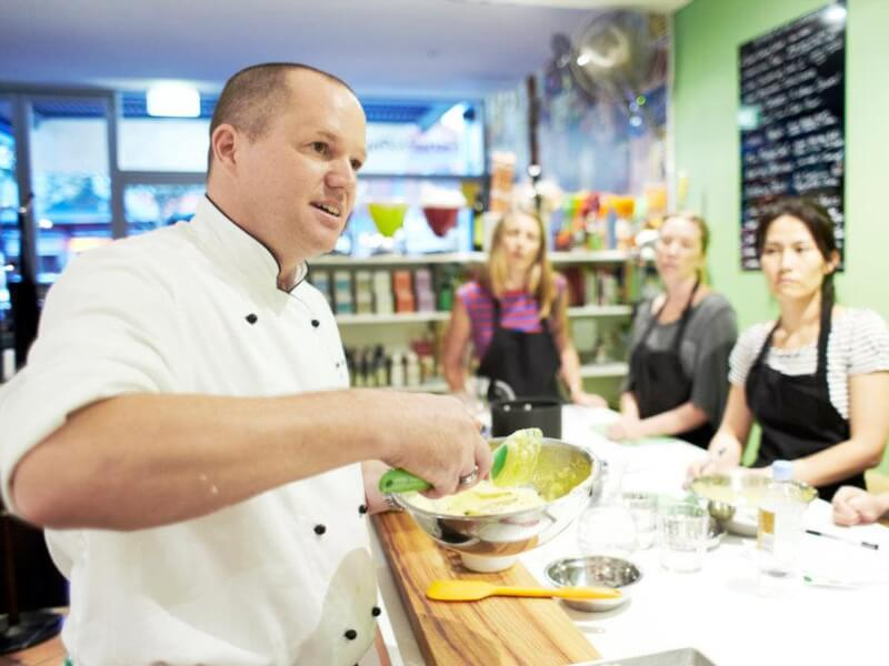 Corporate Cooking Class - Group Workshop