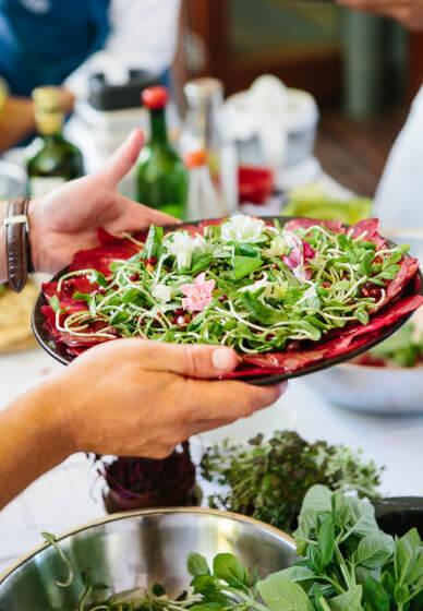 Corporate Healthy Cooking Challenge