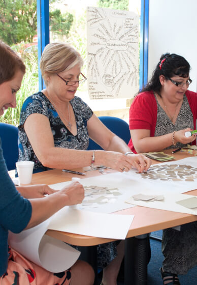 Create a Vision Board Workshop