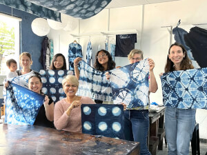 Creative Shibori Workshop