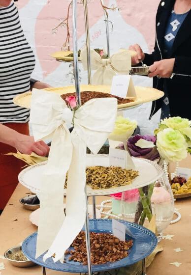 Creative Tea Blending Workshop