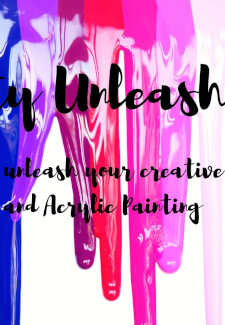 Creativity Unleashed - Watercolour & Acrylic Class