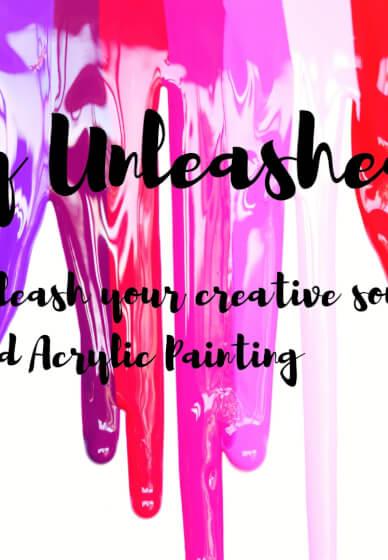 Creativity Unleashed - Watercolour & Acrylic Class