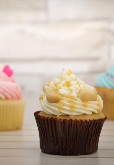 Cupcake Baking Party