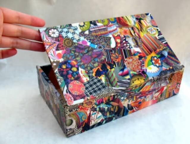 Decoupage and Dada Workshop Sydney