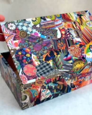 Decoupage and Dada Workshop